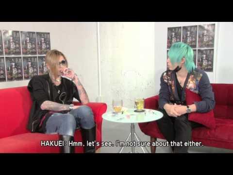 """Junko's Room"" Vol.3 Guest: HAKUEI (from PENICILLIN) Part.1"