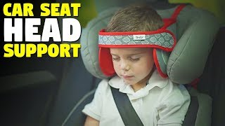 Child Car Seat Head Support | car seat head strap | NapUp