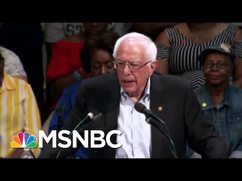 Bernie Sanders Needs To Evolve To Win Big In 2020: Time Magazine | Velshi & Ruhle | MSNBC