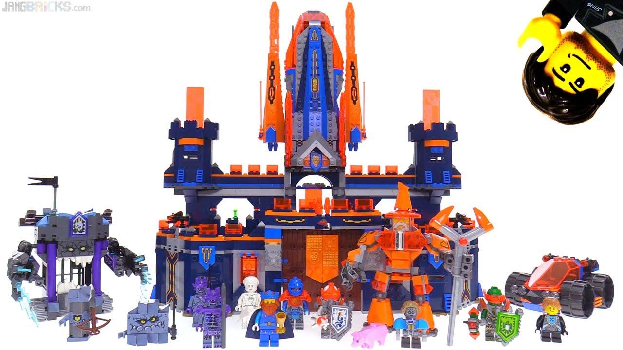 Lego Nexo Knights Burg