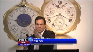 Arloji seharga 292 Milyar tembus rekor dunia - NET24