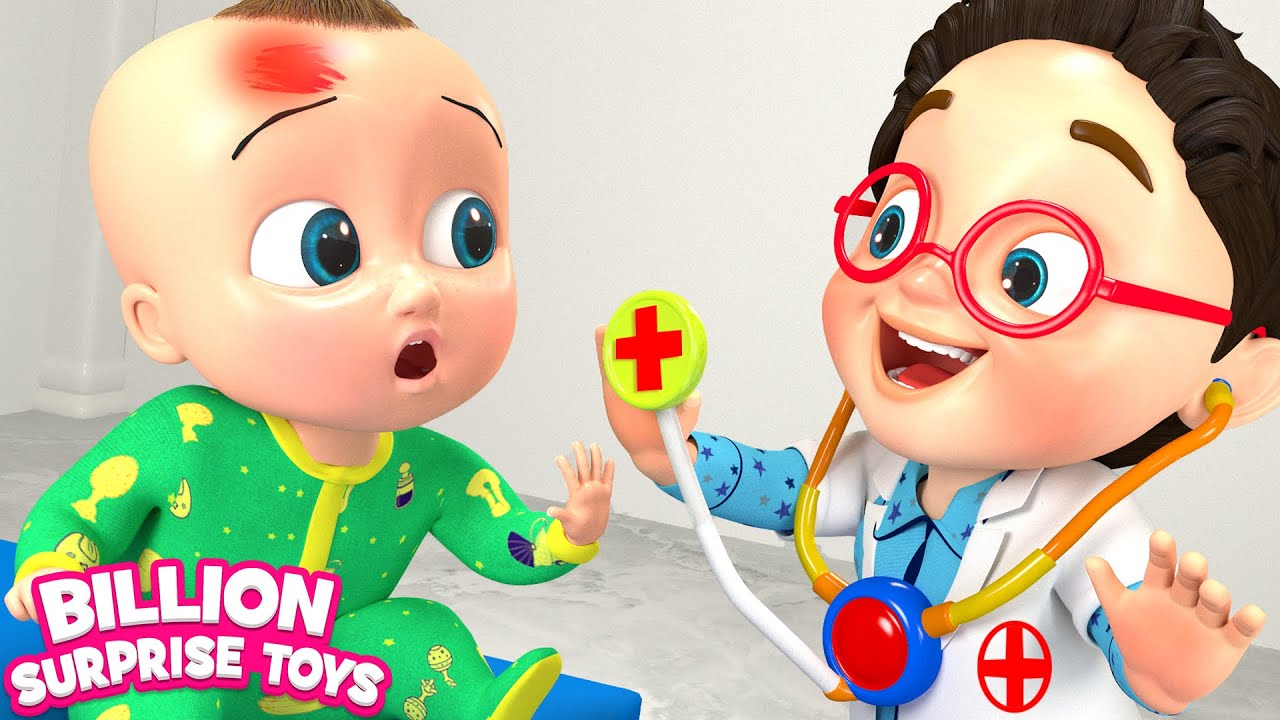 Kid Health Care Play song | Doctor Song for Kids | BST Nursery Rhymes