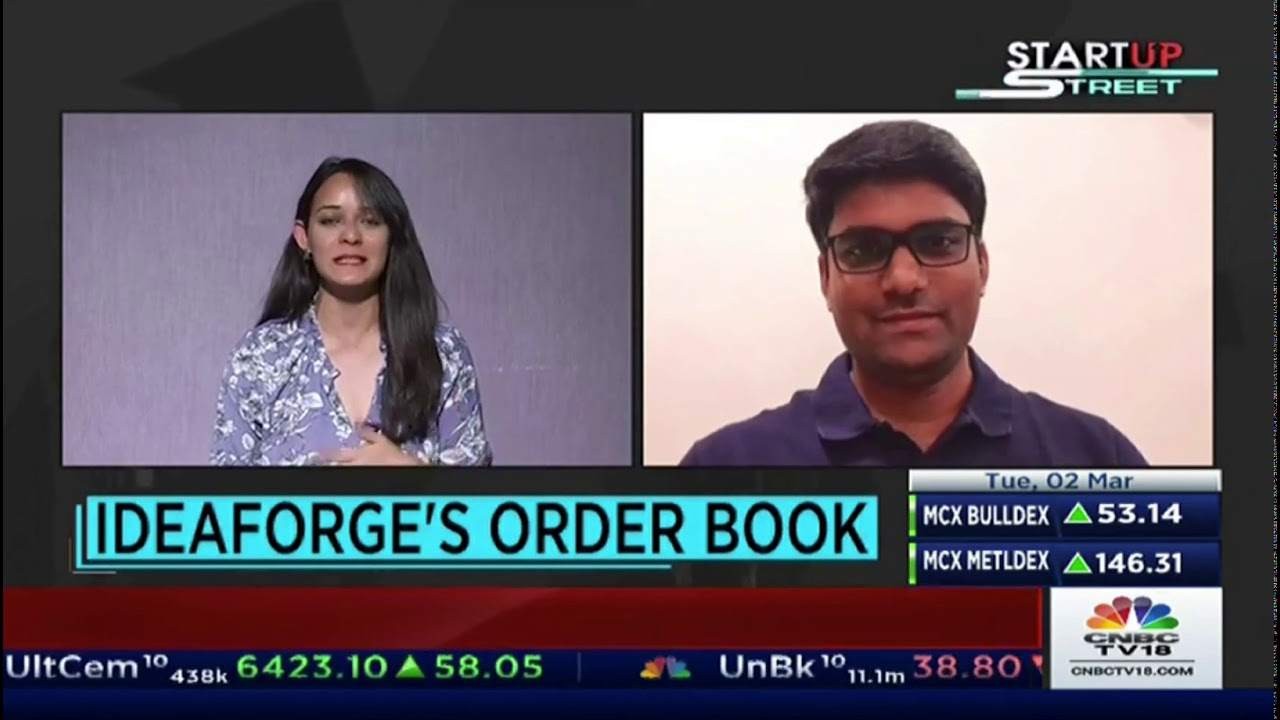 Our CEO, Ankit Mehta's interview on Startup Street, CNBC TV18