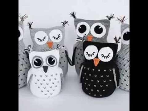 Crochet Oversized Owl Pillow - Free Pattern (Crochet For Children ... | 360x480