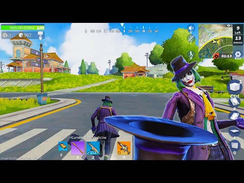 17 KILLS SOLO - MIRACLE JOKER *New Skin* | CREATIVE DESTRUCTION