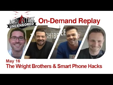 The Wright Brothers & Smart Phone Hacks