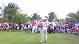 Tiger Woods Best Swing Stops