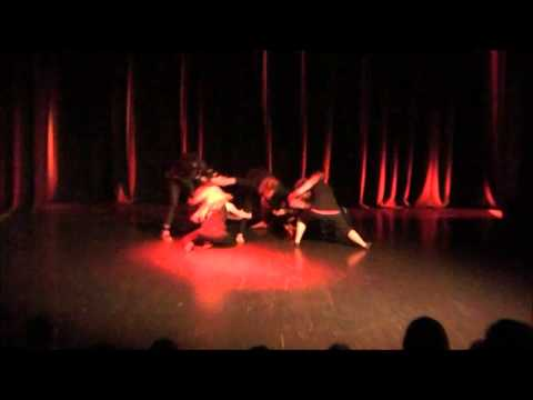 Wilberforce College AS Level Drama and Theatre Studies -- Antonin Artaud Experience.wmv