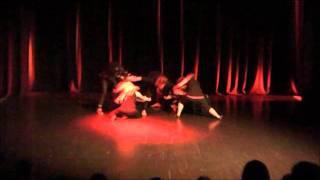 Wilberforce College AS Level Drama and Theatre Studies -- Antonin Artaud Experience.wmv