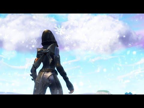 The SNOWSTORM in Fortnite Season 7.. thumbnail