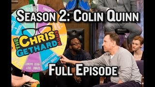 S2E1: Colin Quinn in 'Quit Your Job' | The Chris Gethard Show