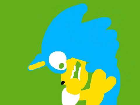 Sonic Animation  Because Theres Bad Words Its Not Funny