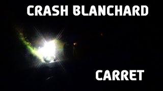 Crash rallye du Mont-Blanc 2016 - Blanchard Clio S1600 et Carret 208 R2