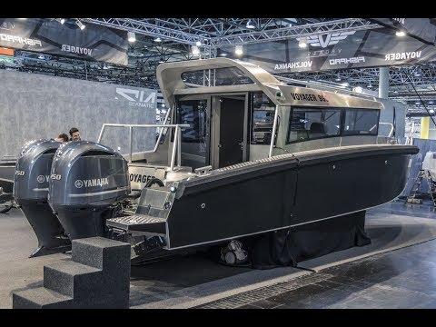 Выставка 🚤 лодок и катеров. Vene Bat 2019. #Волжанка #Volzhanka #Voyager960. Часть 3