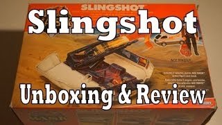 MASK Slingshot Toy Review & Unboxing (Kenner M.A.S.K.)