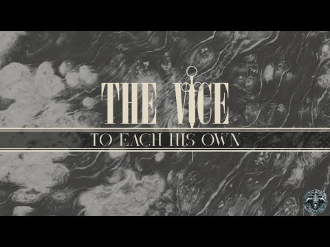The Vice - To Each His Own (Official Lyric Video) - Black n Roll / Sludge | Noble Demon