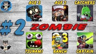 Hack: Zombie Age 3, Zombie Age 2, Zombie Catchers, Zombie Tsunami, Zombie Ranch, Captain Zombie - #2