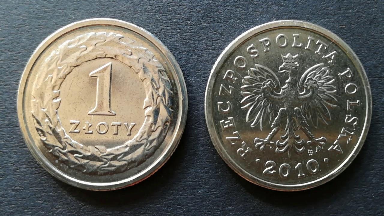 1 zł 2010 wart 1500 procent więcej, numizmatyczny okaz inwestuj!!! Moneta cud.