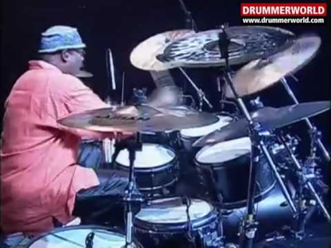 Harvey Mason: Drum Spot with Fourplay (Chant)