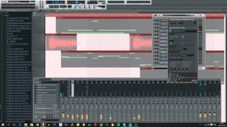Rl Grime Core Fl studio Remake 99%