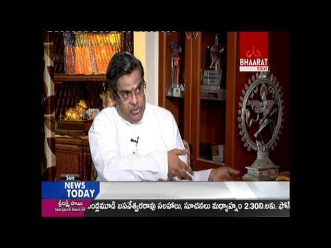 Sirivennela Seetharama Sastry About Sivananda Murthy|| Cheppalani Vundi || Bhaarath Today