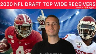 2020 NFL Draft Top 10 WR Prospects