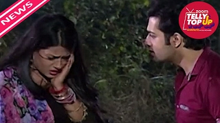 Rishi Slaps Tanuja in 39 Kasam Tere Pyar Ki 39 TellyTopUp