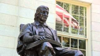 Boston History in a Minute: John Harvard