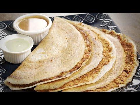 Mysore Masala Dosa Recipe | How To Make Mysore Masala Dosa | South Indian Recipes | Varun Inamdar