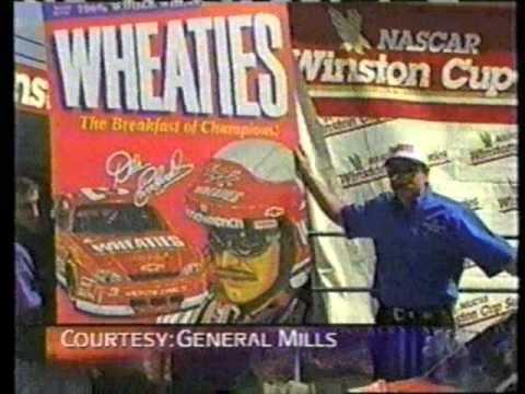 2001 Earnhardt Crash NBC News Coverage