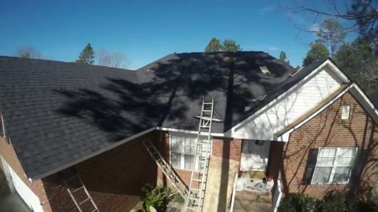 Certainteed Landmark Architectural Shingle Installation