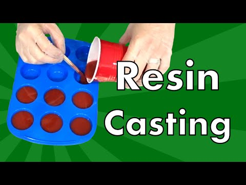 How to Cast Resin for Beginners