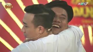 Hai người bạn ở Biên Hòa lên thăm Trấn Thành, Trường Giang ở Thách thức danh hài