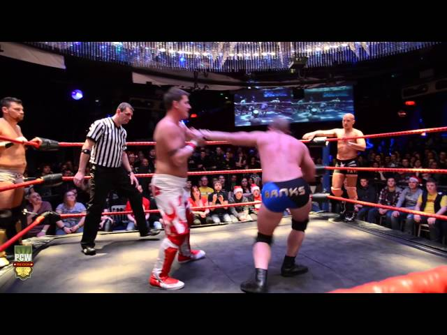Preston City Wrestling - Money in the Bank 2012 - FULL MATCH 1080p Travel Video