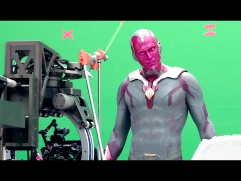 CAPTAIN AMERICA: CIVIL WAR - Vision & Scarlet Witch Featurette (2016) Marvel Movie HD