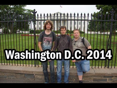 Reisebericht Washington D.C.: Captiol, Weißes Haus und Oval Office