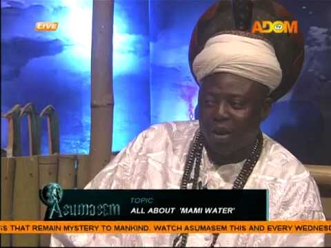 All About Mami Water - Asumasem on Adom TV (17-12-14)