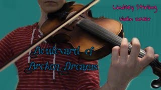 Boulevard Of Broken Dreams Violin Cover Lindsey Stirling Violin Cover