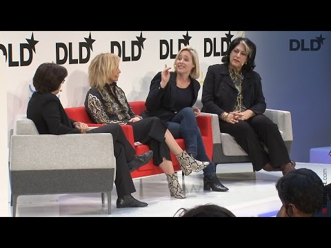 The Elephant In The Room:  How To Cope With A New Reality (Swisher, Haddad, Rosen, Murphy) | DLD17