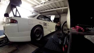 vince s 240sx with cammed vq35 swap dyno tuning
