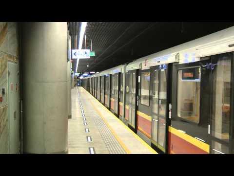 Metro Warszawa Stacja Rondo ONZ