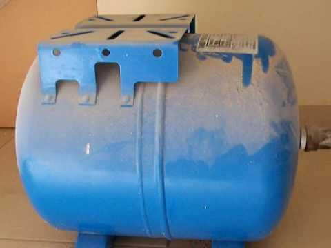 Hidrosfera o tanque hidroneum tico carga de aire por for Estanque hidroneumatico
