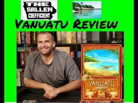 Vanuatu Review and Sallen Coeffecient