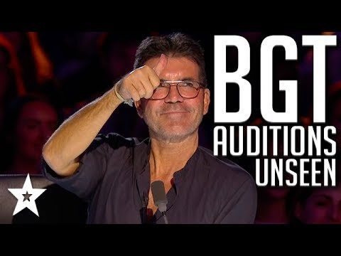 UNSEEN Auditions on Britain's Got Talent 2020 | Episode 6 |