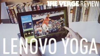 Lenovo Yoga review