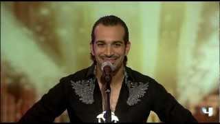 #ArabsGotTalent - S2 - Ep5 - Arab Eagle