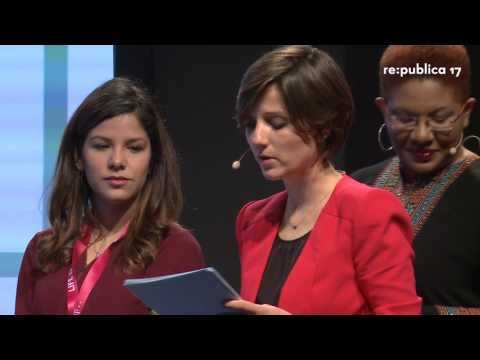 re:publica 2017 – Let´s talk about tech, baby! Slam against the gender digital divide on YouTube
