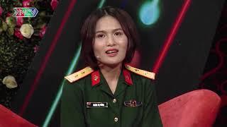 Cô GIẢNG VIÊN trường SĨ QUAN ĐẶC CÔNG đốn gục chàng IT Nam Định với đôi mắt ướt át