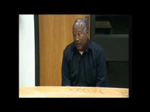 OJ Simpson's parole bid almost derailed by a cookie
