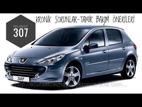 Peugeot 307 Kronik Sorunlar